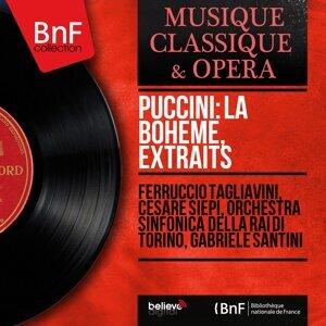 Ferruccio Tagliavini, Cesare Siepi, Orchestra sinfonica della RAI di Torino, Gabriele Santini 歌手頭像