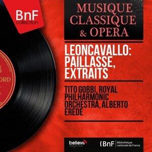 Tito Gobbi, Royal Philharmonic Orchestra, Alberto Erede 歌手頭像