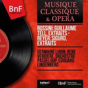 Germaine Lubin, René Verdière, Orchestre Pasdeloup, Édouard Lindenberg 歌手頭像