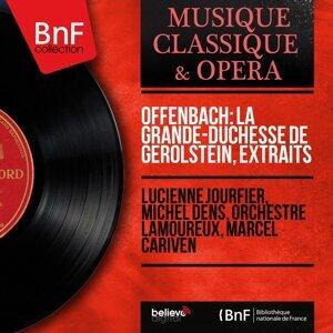 Lucienne Jourfier, Michel Dens, Orchestre Lamoureux, Marcel Cariven 歌手頭像