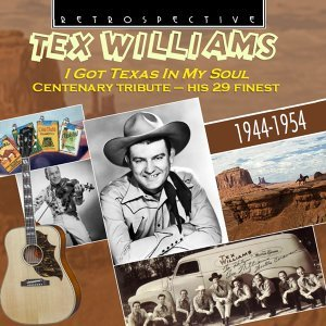 Tex Williams 歌手頭像