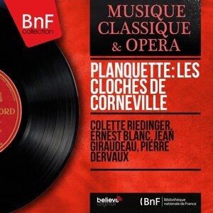 Colette Riedinger, Ernest Blanc, Jean Giraudeau, Pierre Dervaux 歌手頭像