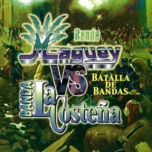 Banda Maguey, Banda La Consteña 歌手頭像