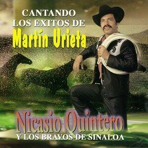 Nicasio Quintero, Los Bravos De Sinaloa 歌手頭像