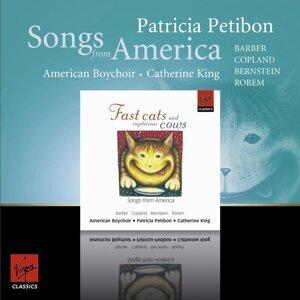 The American Boychoir/Patricia Petibon/Catherine King 歌手頭像