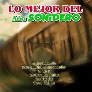 Grupo Maravilla, Grupo Sonador, Super-T, Las Estrellas Azules, Los Yes Yes, Grupo Chiripa 歌手頭像