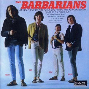 The Barbarians 歌手頭像