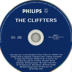 The Cliffters 歌手頭像