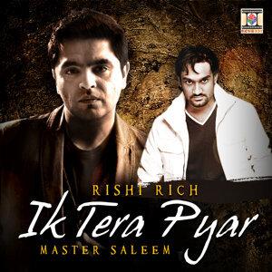 Rishi Rich, Master Saleem 歌手頭像