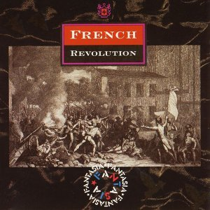 The French Revolution 歌手頭像