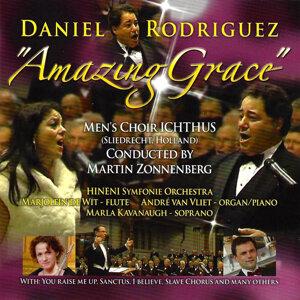 Daniel Rodriguez, Men's Choir Ichthus, Hineni Symphonie Orchestra 歌手頭像