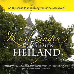 6e Rijssense Mannenzang, Jan Quintis Zwart 歌手頭像