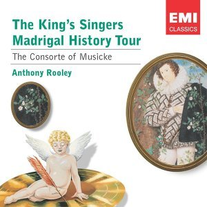 The Kings Singers/Anthony Rooley/Consort Of Musicke 歌手頭像