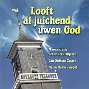 Schildkerk Mannenzangkoor, Jan Quintis Zwart, Harm Hoeve 歌手頭像