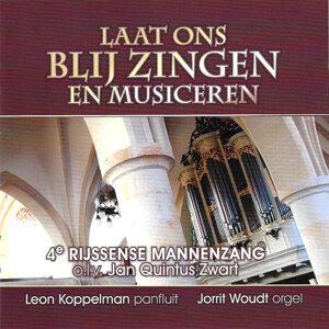 4e Rijssense Mannenzang, Jan Quintis Zwart 歌手頭像