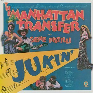The Manhattan Transfer and Gene Pistilli 歌手頭像
