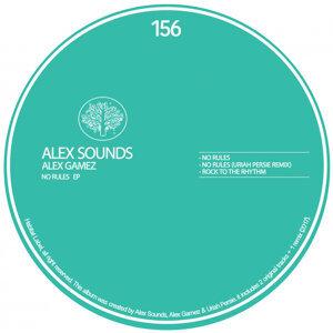 Alex Sounds, Alex Gamez 歌手頭像