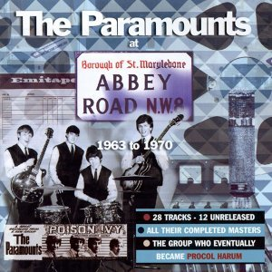 The Paramounts 歌手頭像