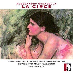 Jenny Campanella, Concerto Madrigalesco, Luca Guglielmi 歌手頭像