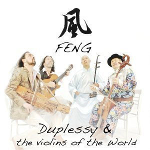 Mathias Duplessy, The Violins of the World 歌手頭像