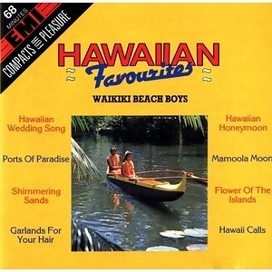 The Waikiki Beach Boys 歌手頭像
