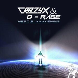 Crazyx, D-Rage 歌手頭像