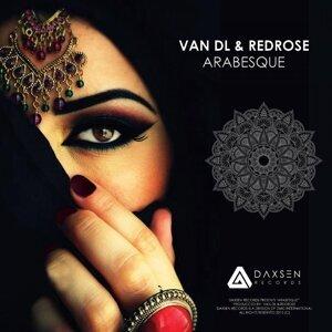 VAN DL, Redrose 歌手頭像