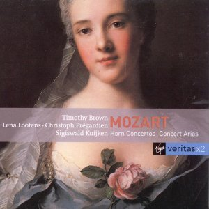 Timothy Brown/Orchestra of the Age of Enlightenment/Sigiswald Kuijken/Lena Lootens/Christoph Prégardien/La Petite Bande 歌手頭像
