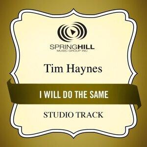 Tim Haynes 歌手頭像