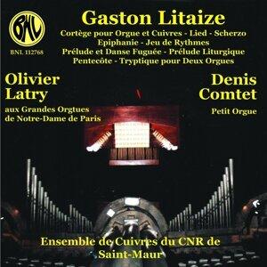 Olivier Latry, Denis Comtet, Ensemble de Cuivres du CNR de Saint-Maur 歌手頭像