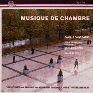 Orchester-Akademie der Herbert von Karajan-Stiftung Berlin / Horst Goebel 歌手頭像