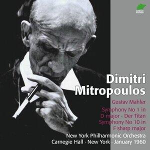 New York Philharmonic Orchestra, Dmitri Mitropoulos 歌手頭像