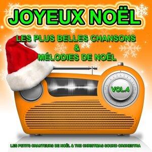 Les petits chanteurs de Noël, The Christmas Sound Orchestra 歌手頭像
