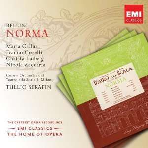 Tullio Serafin/Maria Callas 歌手頭像