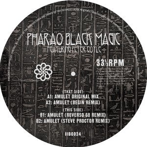 Pharao Black Magic featuring Peter Coyle 歌手頭像