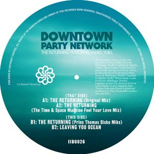 Downtown Party Network ft James Yuill 歌手頭像