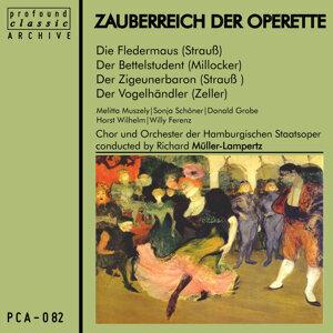 Orchester der Hamburgischen Staatsoper, Hamburgischen Staatsoper Chor 歌手頭像