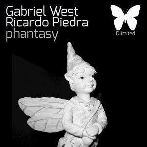 Gabriel West, Ricardo Piedra, Gabriel West, Ricardo Piedra 歌手頭像