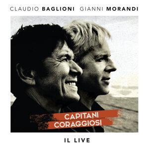 Claudio Baglioni, Gianni Morandi 歌手頭像