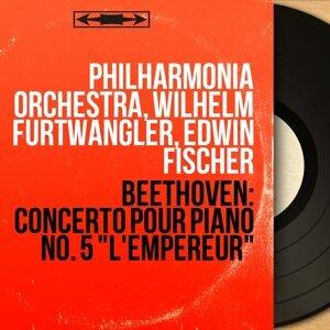 Philharmonia Orchestra, Wilhelm Furtwangler, Edwin Fischer 歌手頭像