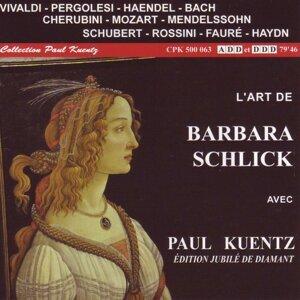 Paul Kuentz Symphony Orchestra, Barbara Schlick 歌手頭像