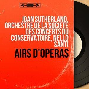 Joan Sutherland, Orchestre de la Société des concerts du Conservatoire, Nello Santi 歌手頭像