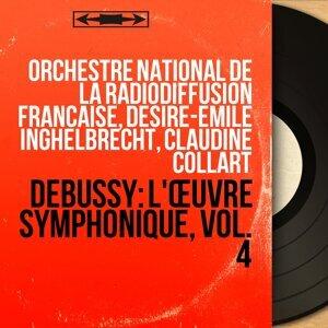 Orchestre national de la Radiodiffusion française, Désiré-Émile Inghelbrecht, Claudine Collart 歌手頭像