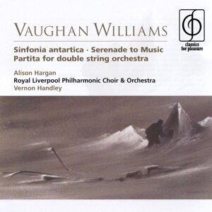 Vernon Handley/Royal Liverpool Philharmonic Orchestra/Alison Hargan/Royal Liverpool Philharmonic Choir 歌手頭像
