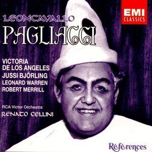 Victoria de los Angeles/Jussi Björling/Leonard Warren/Robert Merrill/Renato Cellini 歌手頭像