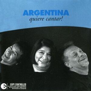 Victor Heredia/Mercedes Sosa/León Gieco 歌手頭像