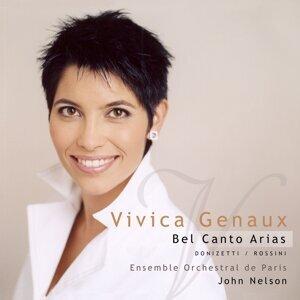 Vivica Genaux/Ensemble Orchestral de Paris/John Nelson 歌手頭像