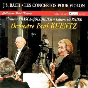 Orchestre Paul Kuentz, Paul Kuentz, Monique Frasca-Colombier, Liliane Garnier 歌手頭像