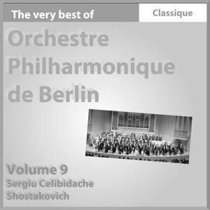 Orchestre Philharmonique de Berlin, Sergiu Celibidache 歌手頭像