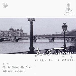 Maria Gabriella Bassi, Claude Francaix 歌手頭像